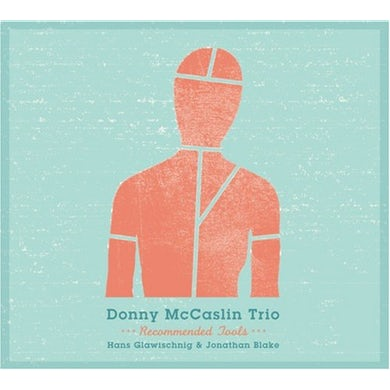 Donny McCaslin RECOMMENDED TOOLS CD