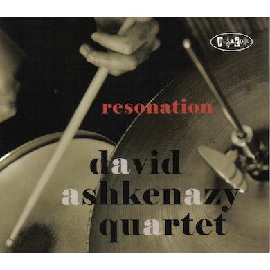 David Ashkenazy RESONATION CD