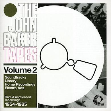 John Baker TAPES 2: SOUNDTRACKS LIBRARY HOME RECOR CD