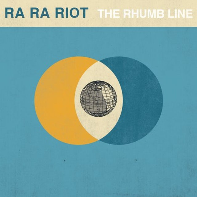 Ra Ra Riot RHUMB LINE CD