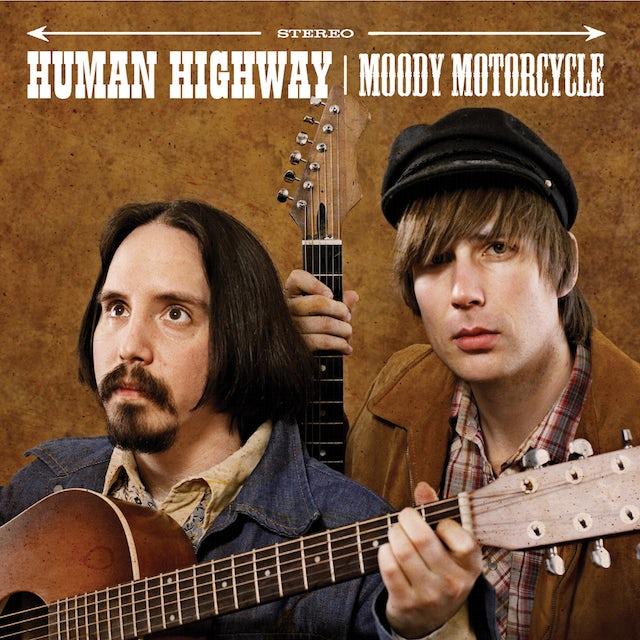 Human Highway MOODY MOTORCYCLE Vinyl Record