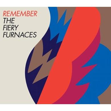Fiery Furnances REMEMBER CD