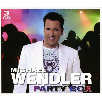 Michael Wendler DIE PARTY BOX CD