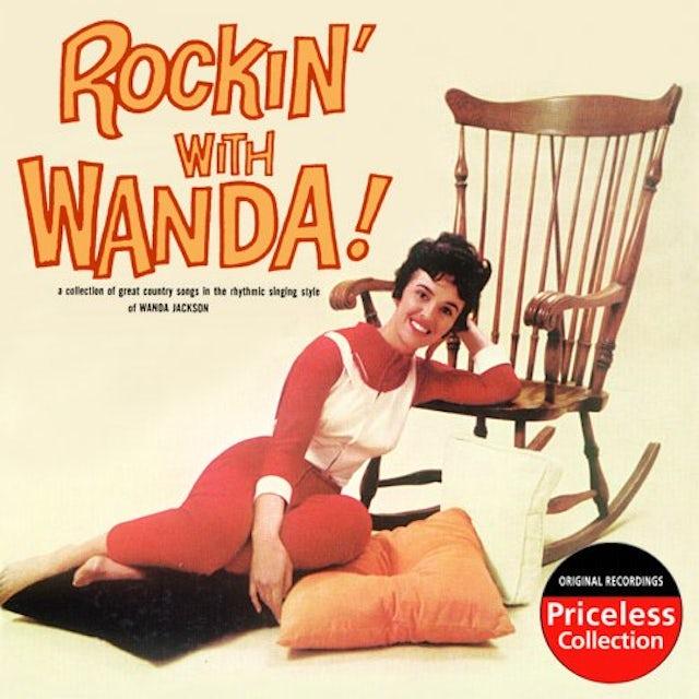 Wanda Jackson ROCKIN WITH WANDA CD