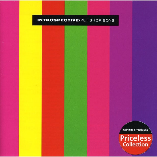 Pet Shop Boys INROSPECTIVE CD