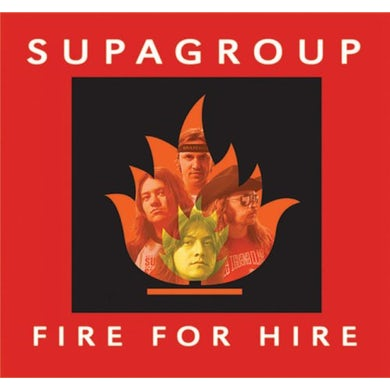 Supagroup FIRE FOR HIRE CD