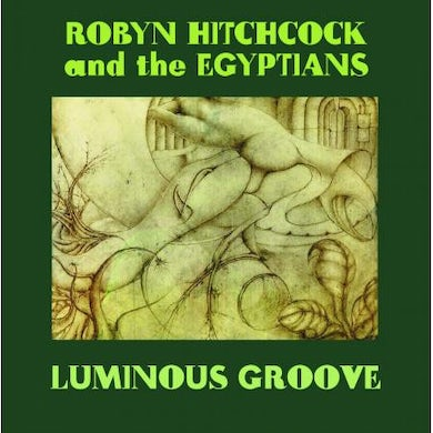 Robyn Hitchcock LUMINOUS GROOVE CD
