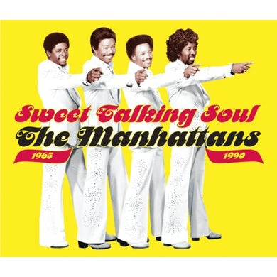 SWEET TALKING SOUL: THE MANHATTANS 1965-1990 CD