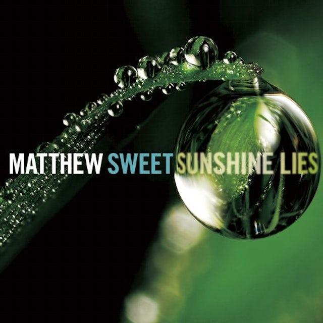 Matthew Sweet SUNSHINE LIES Vinyl Record