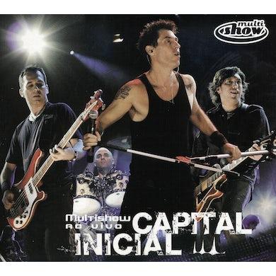 Capital Inicial MULTISHOW AO VIVO 1 CD