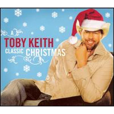 Toby Keith CLASSIC CHRISTMAS 1 CD