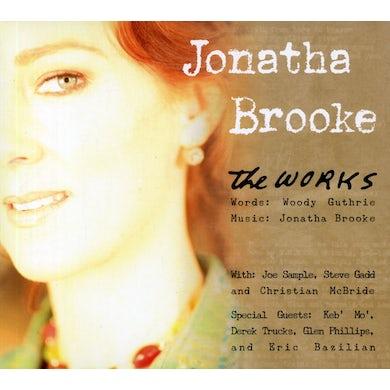 Jonatha Brooke WORKS CD