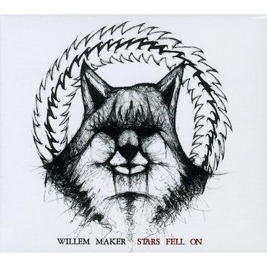 Willem Maker STARS FELL ON CD