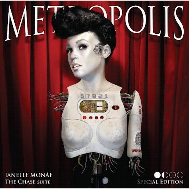 Janelle Monae METROPOLIS: THE CHASE SUITE Vinyl Record