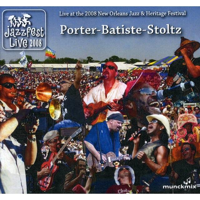 Porter Batiste Stoltz
