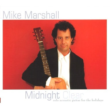 Mike Marshall MIDNIGHT CLEAR CD