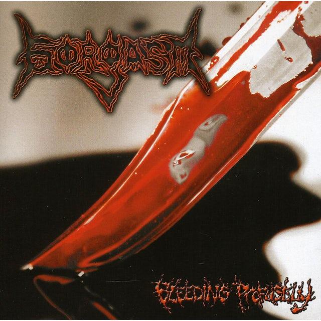 Gorgasm BLEEDING PROFUSELY CD