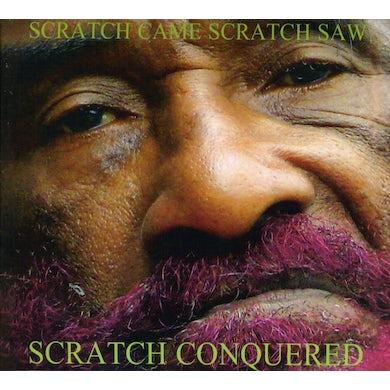 Lee Scratch Perry SCRATCH CAME SCRATCH SAW SCRATCH CONQUERED CD