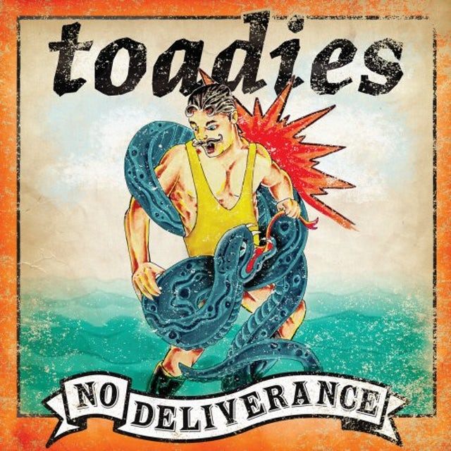 Toadies NO DELIVERANCE CD