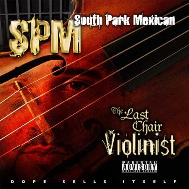 SPM LAST CHAIR VIOLINIST CD