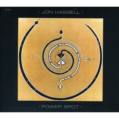 Jon Hassell POWER SPOT: TOUCHSTONES SERIES CD