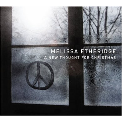 Melissa Etheridge NEW THOUGHT FOR CHRISTMAS CD