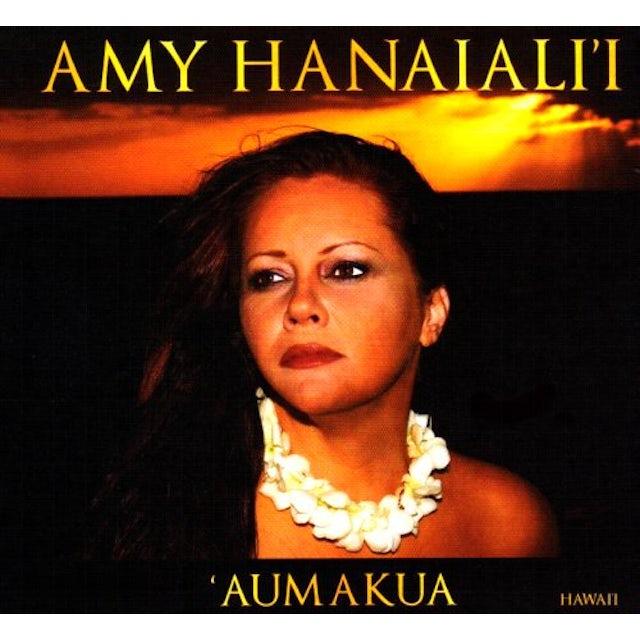 Amy Hanaiali'i AUMAKUA CD