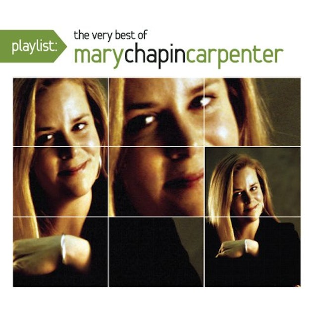 PLAYLIST: THE VERY BEST OF MARY-CHAPIN CARPENTER CD
