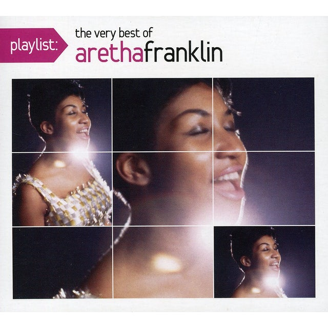 PLAYLIST: THE VERY BEST OF ARETHA FRANKLIN CD