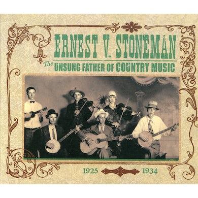 Ernest Stoneman ERNEST V STONEMAN: UNSUNG FATHER COUNTRY 1925-34 CD