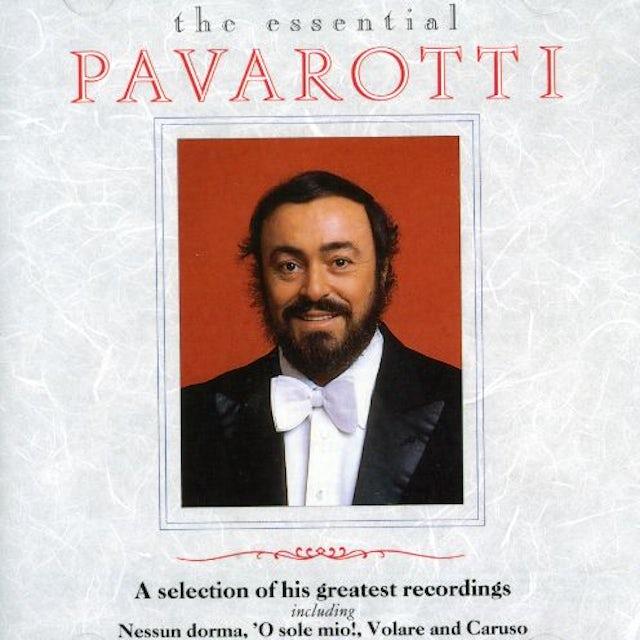 Luciano Pavarotti ESSENTIAL PAVAROTTI CD