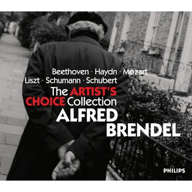 Alfred Brendel ARTIST'S CHOICE COLLECTION CD