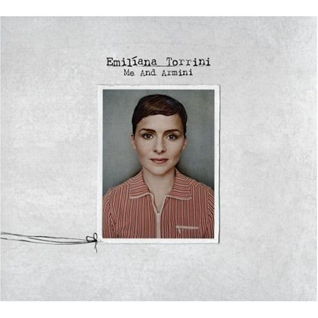 Emiliana Torrini ME & ARMINI CD