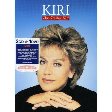 Kiri Te Kanawa HER GREATEST HITS (DELUXE SOUND & VISION) CD