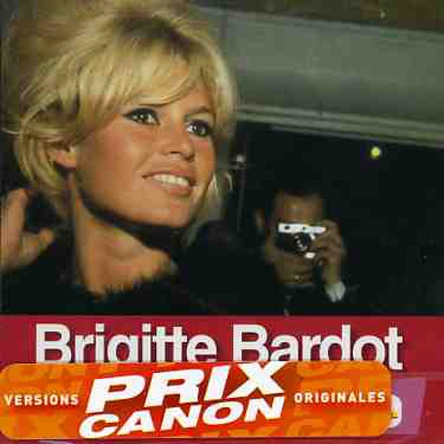 Brigitte Bardot TENDRES ANNEES CD