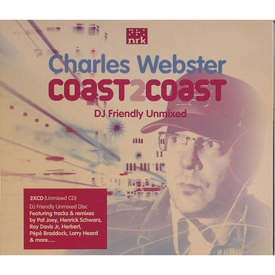 Charles Webster COAST2COAST - UNMIXED CD