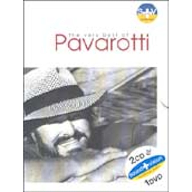 Luciano Pavarotti VERY BEST OF PAVAROTTI CD