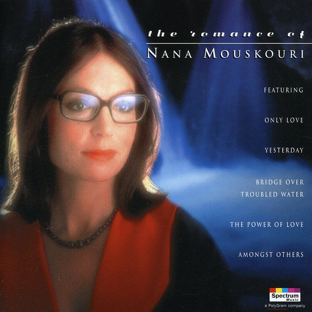 ROMANCE OF NANA MOUSKOURI CD