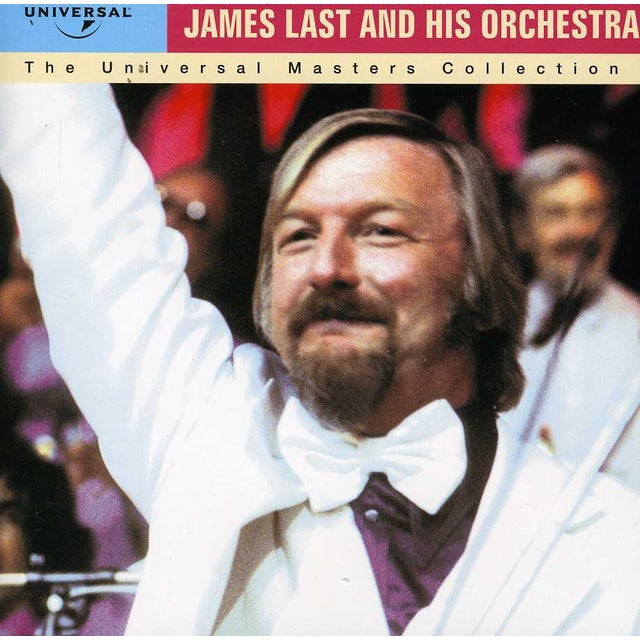 James Last UNIVERSAL MASTERS COLLECTIONS CD