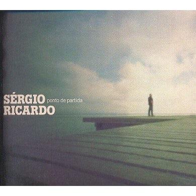 Sergio Ricardo PONTO DE PARTIDA CD