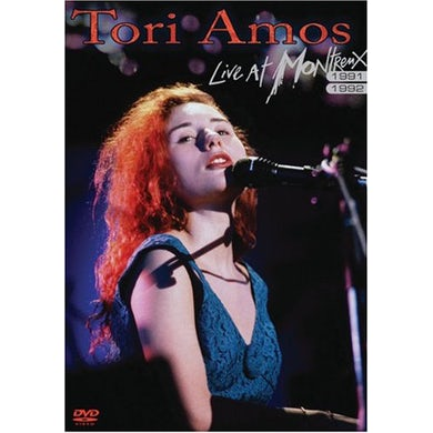 Tori Amos LIVE AT MONTREUX 1991 1992 DVD