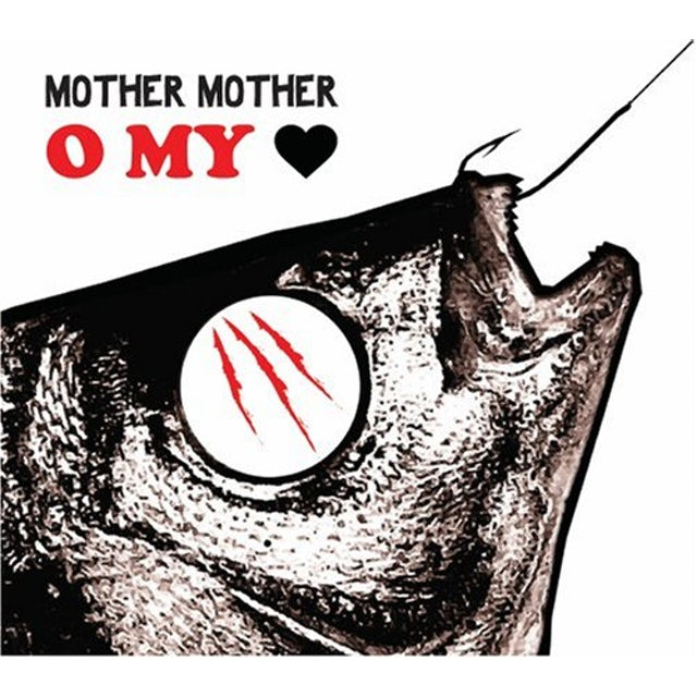 Mother Mother O MY HEART CD