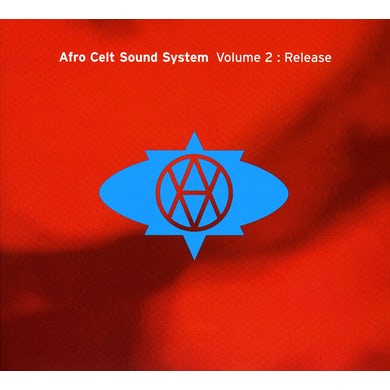 Afro Celt Sound System VOLUME 2: RELEASE CD