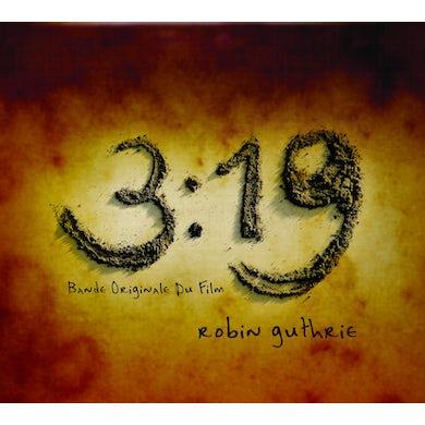 Robin Guthrie 3:19 BANDE ORIGINALE DU FILM CD