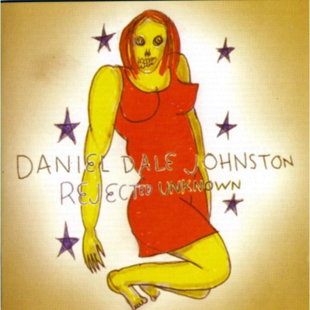 Daniel Johnston REJECTED UNKNOWN CD