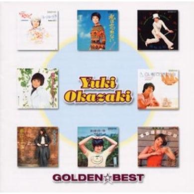 Yuki Okazaki GOLDEN BEST SERIES PART 2 CD