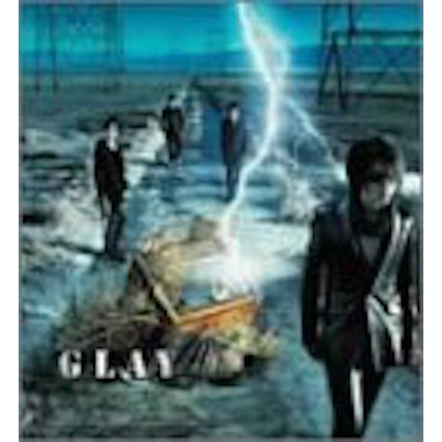 Glay TENSHI NO WAKEMAE CD