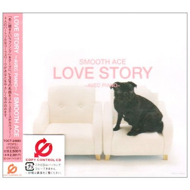 Smooth Ace LOVE STORY / AVEC PIANO CD