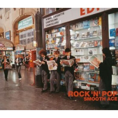 Smooth Ace ROCKN POP CD