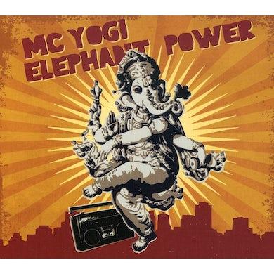 Mc Yogi ELEPHANT POWER CD